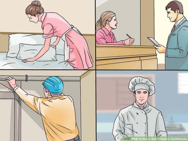 chỉ thuê những nhân viên cần thiết