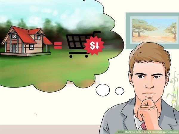 đặt mức giá nhà nghỉ