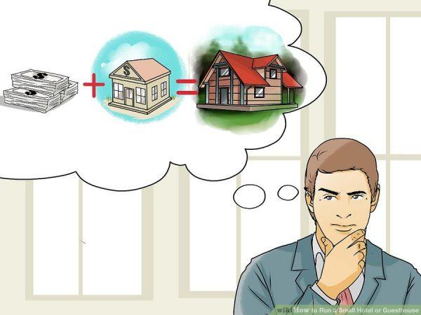 lập kế hoạch kinh doanh nhà nghỉ