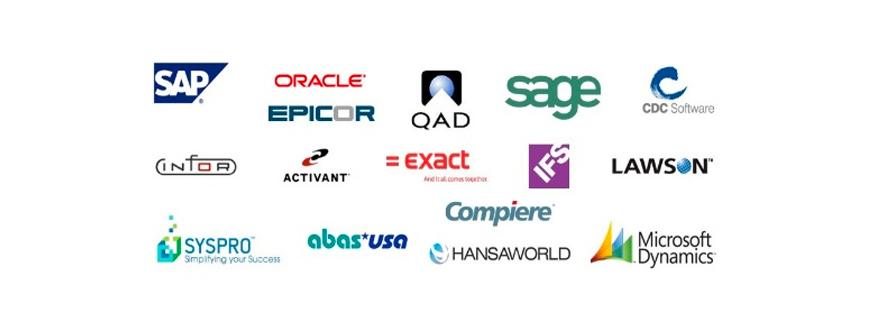 các nhà cung cấp phần mềm ERP
