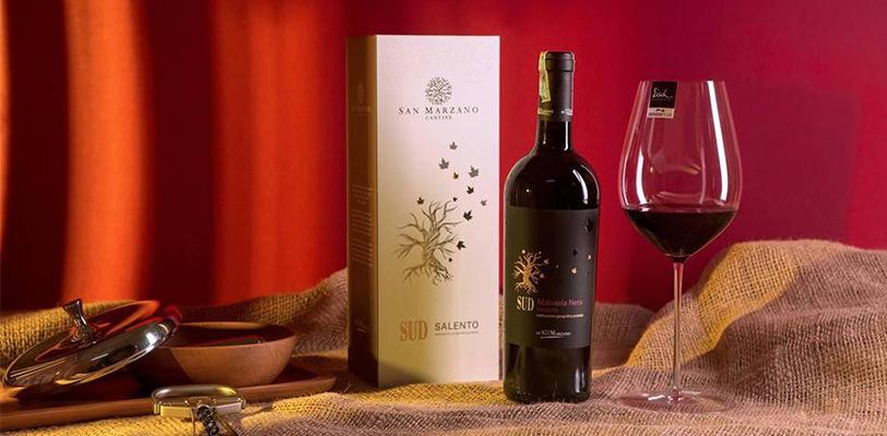 quà tặng tết rượu vang