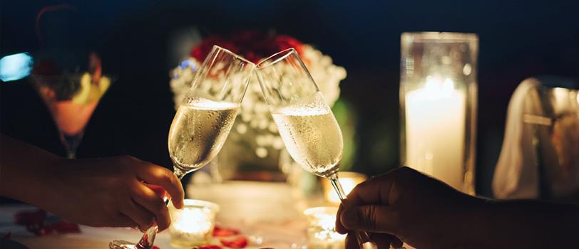 quà tặng valentine bữa tối lãng mạn