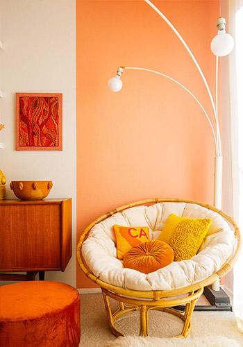 sử dụng đồ nội thất tạo sự thoải mái