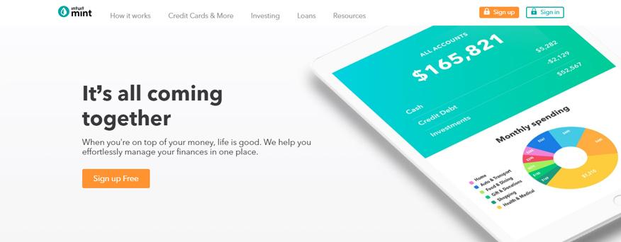 chiến dịch marketing online của mint