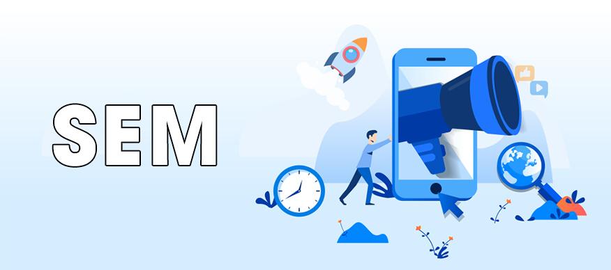 chiến lược SEM Marketing Online