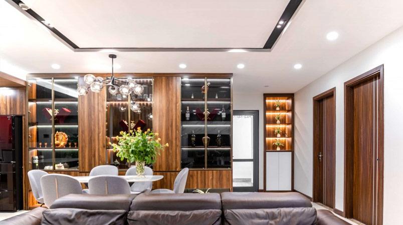 công ty thiết kế nội thất Byzan Design