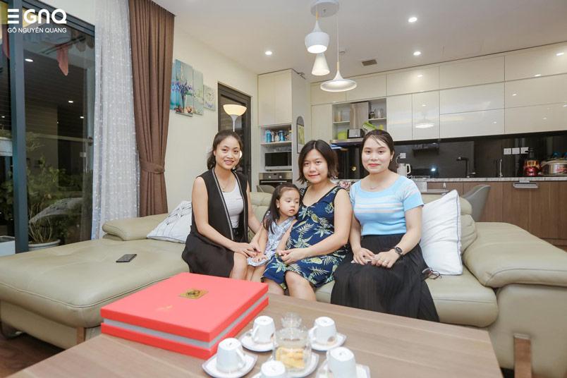 công ty thiết kế nội thất Gỗ Nguyễn Quang
