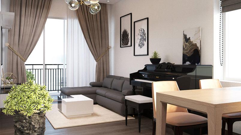 công ty thiết kế nội thất Grasus