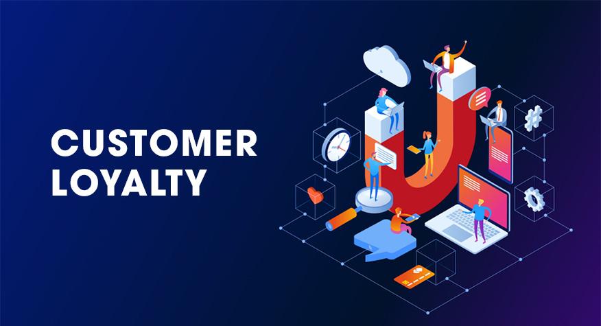 marketing online giúp duy trì khách hàng trung thành
