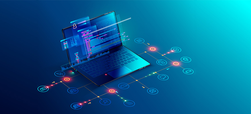 mô hình B2B cung cấp sản phẩm phần mềm