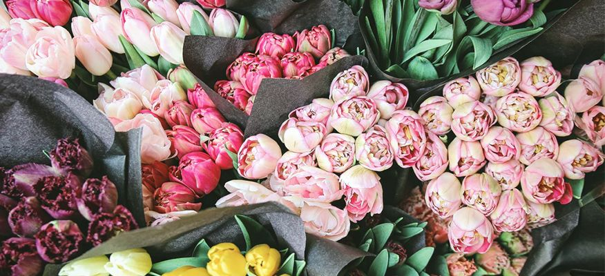 quà tặng kỷ niệm ngày cưới hoa tươi