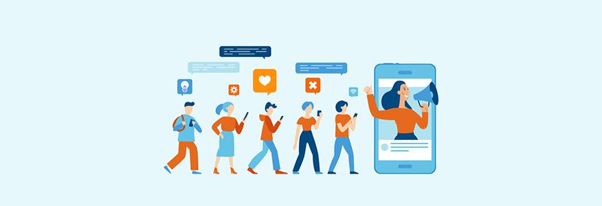sử dụng Influencer Marketing online