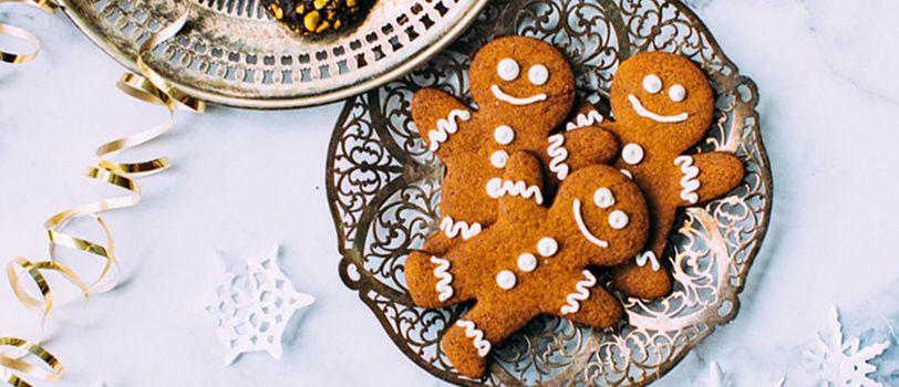 tặng bánh quy noel giáng sinh