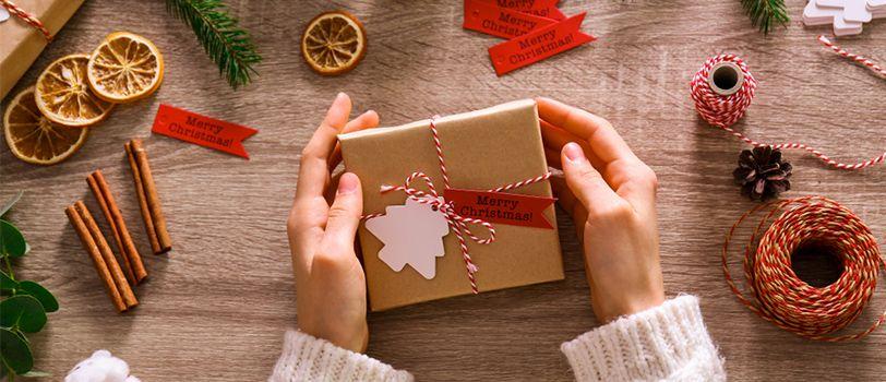 tặng đồ handmade noel giáng sinh