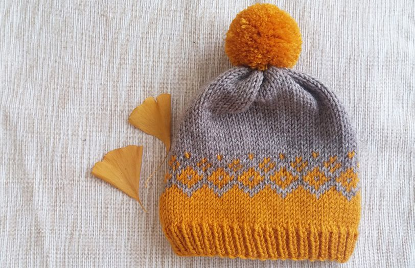 tặng mũ len noel giáng sinh