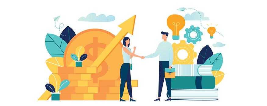xây dựng tương tác giữa doanh nghiệp và khách hàng