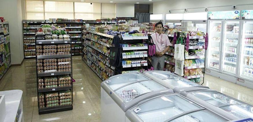 chọn mô hình kinh doanh siêu thị mini