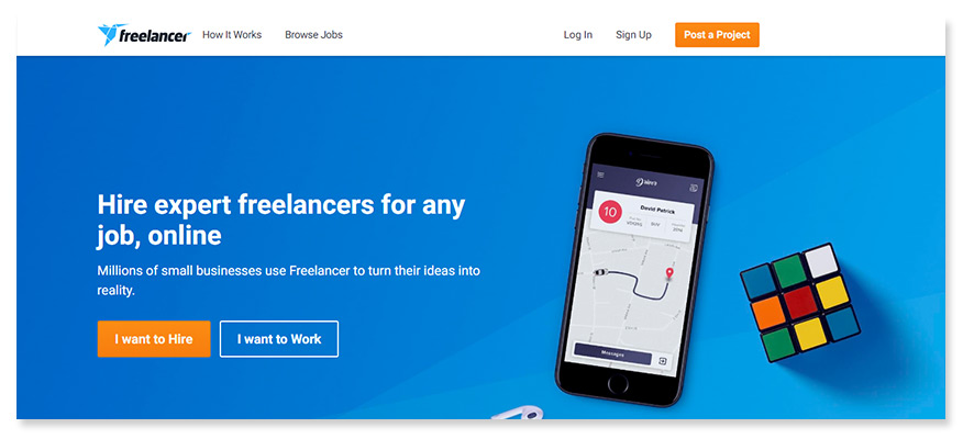 freelancer website freelancer