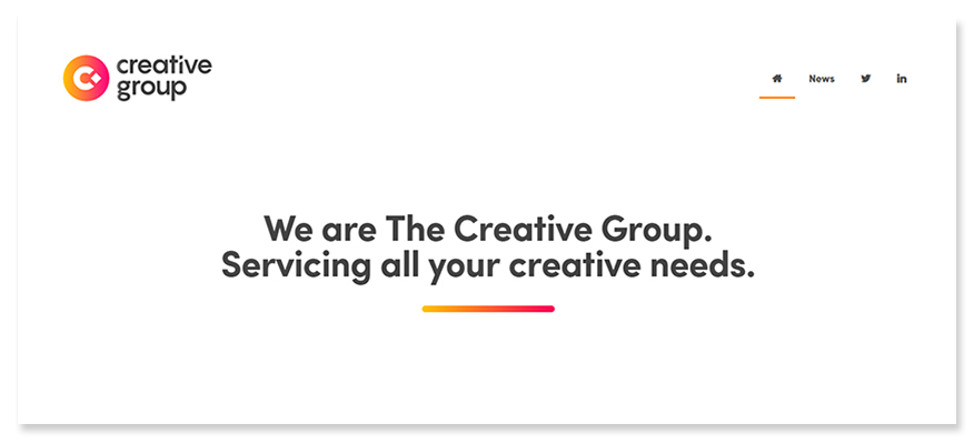freelancer website The Creative Group