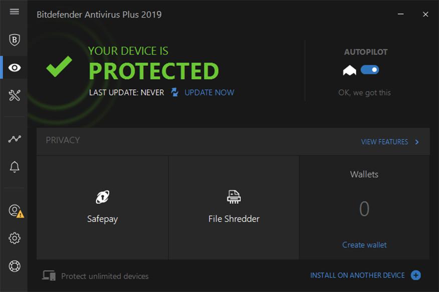 phần mềm diệt virus Bitdefender Antivirus Plus