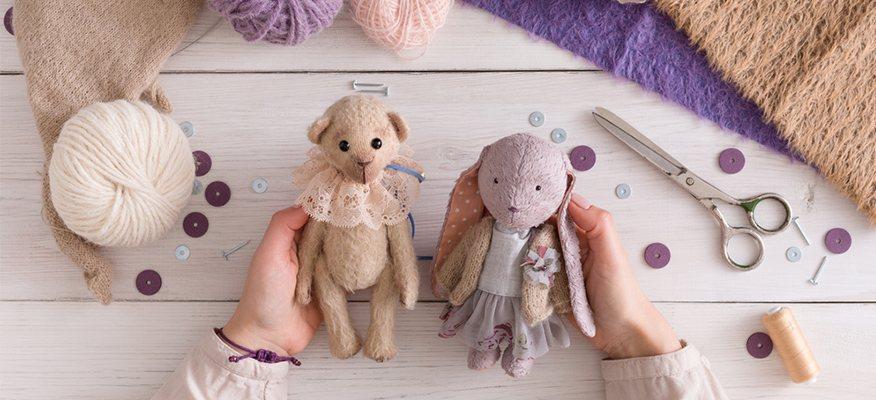 quà tặng 1/6 đồ chơi handmade