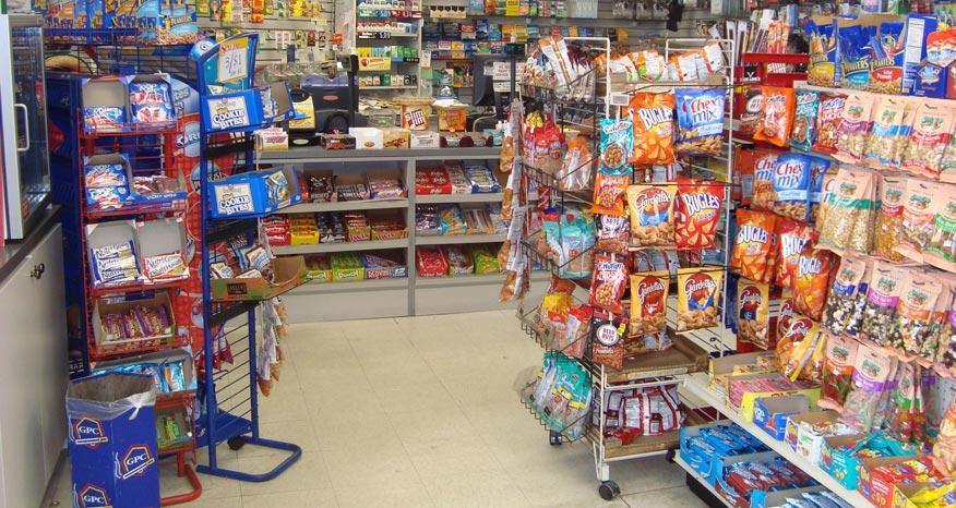 thị trường kinh doanh siêu thị mini