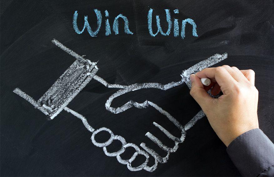 thiết lập mối quan hệ Win Win