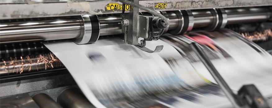 thuật ngữ ngành in ấn khổ rộng