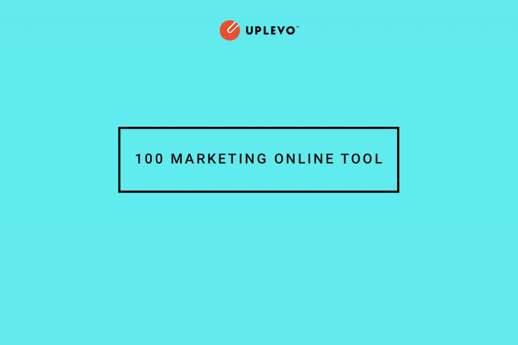 100 công cụ Marketing Online