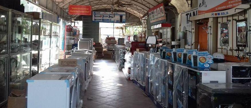 buôn bán hàng điện gia dụng ở nông thôn