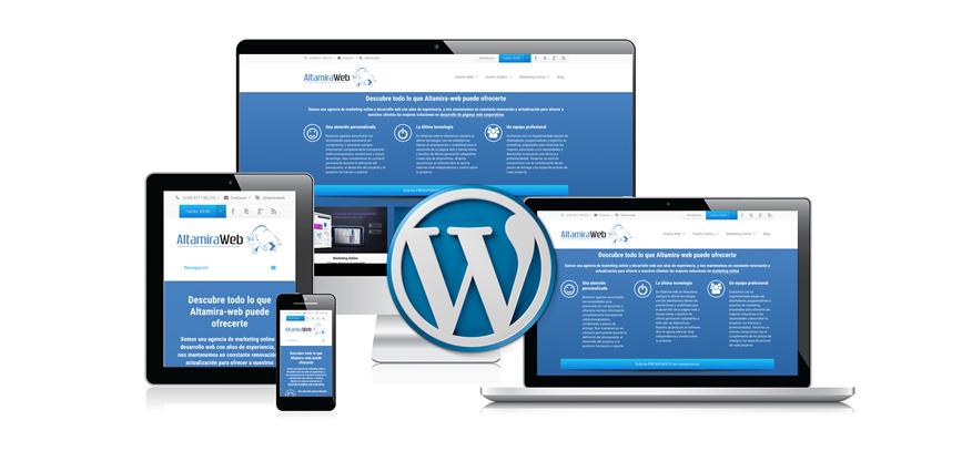 cài đặt website bằng wordpress