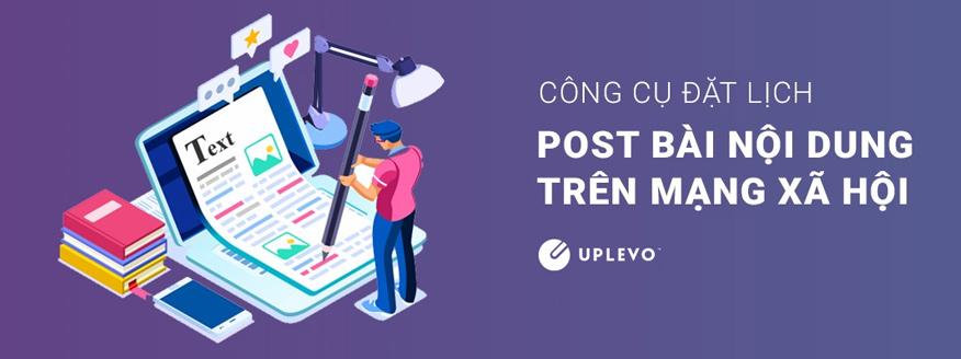 công cụ đặt lịch post bài trên mạng xã hội