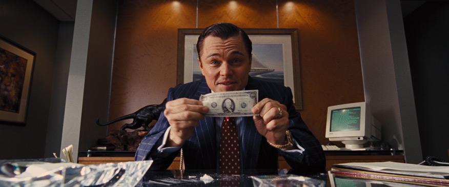 điểm yếu về tiền bạc