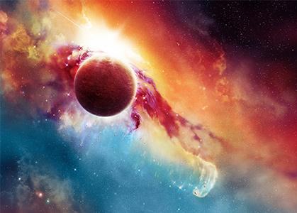 Hình 3D trái đất