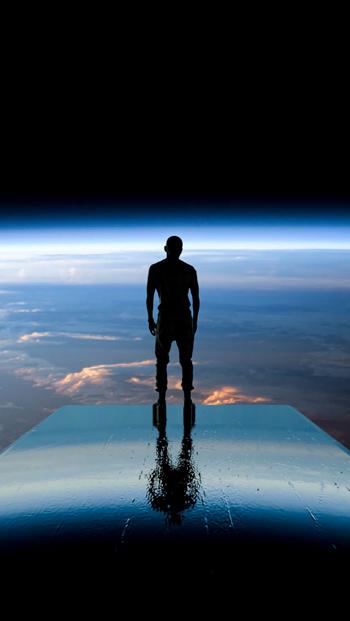 Ảnh 3D ngoài không gian