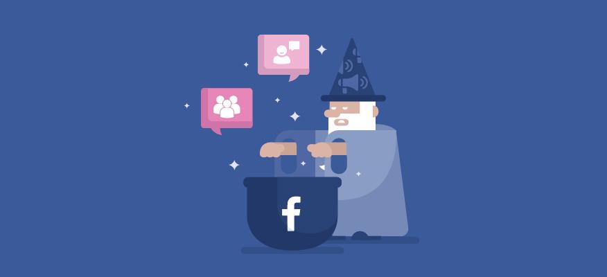 khả năng tương tác trên facebook