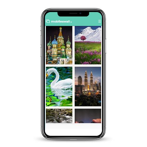 kho hình ảnh nền 3D đẹp Mobileswall