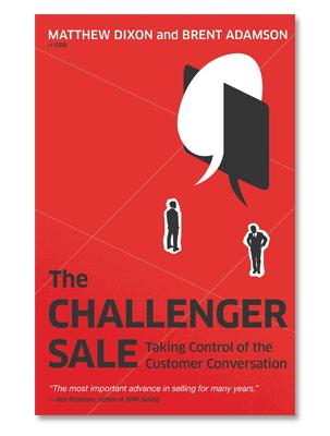 kỹ năng bán hàng challenger sale