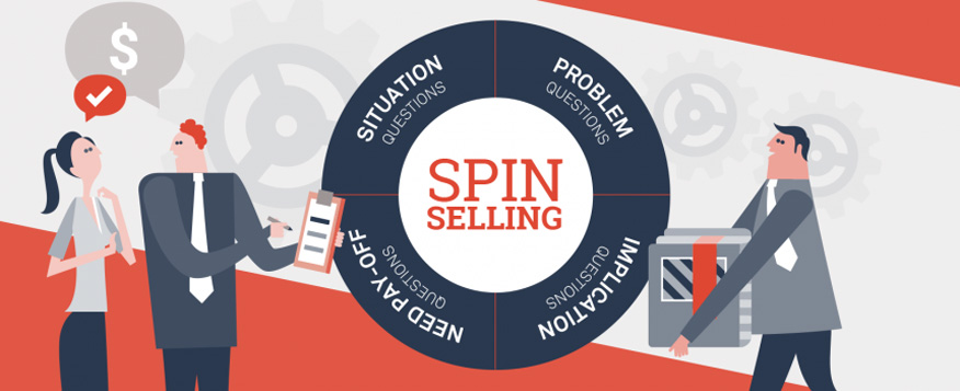 kỹ năng bán hàng spin selling