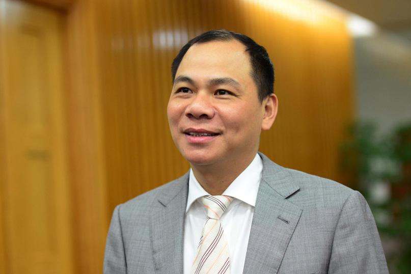 Phạm Nhật Vượng - CEO Vingroup