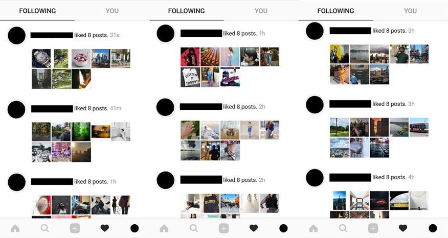 tài khoản instagram ảo