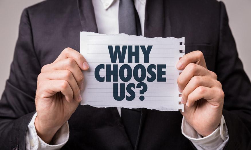 tại sao khách hàng chọn bạn thay vì đối thủ