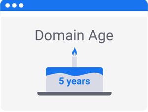 tuổi thọ của tên miền