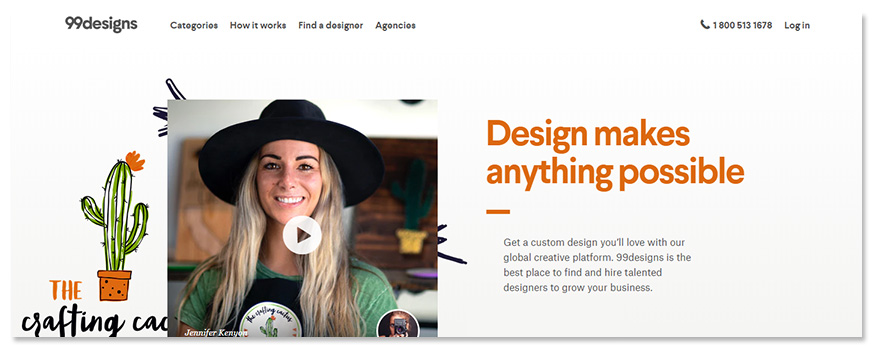 website 99designs