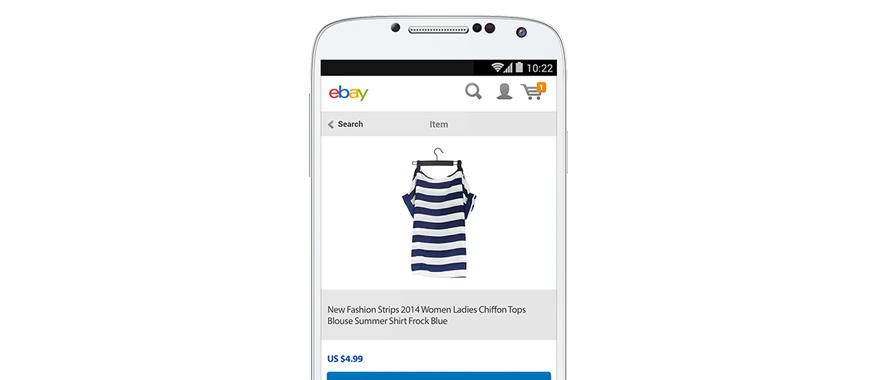bán sản phẩm trên ebay