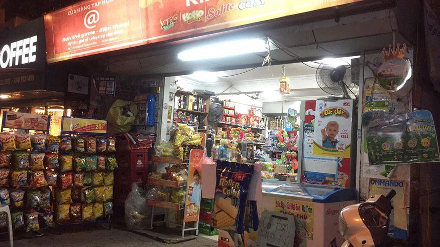 chọn địa điểm mở cửa hàng tạp hóa