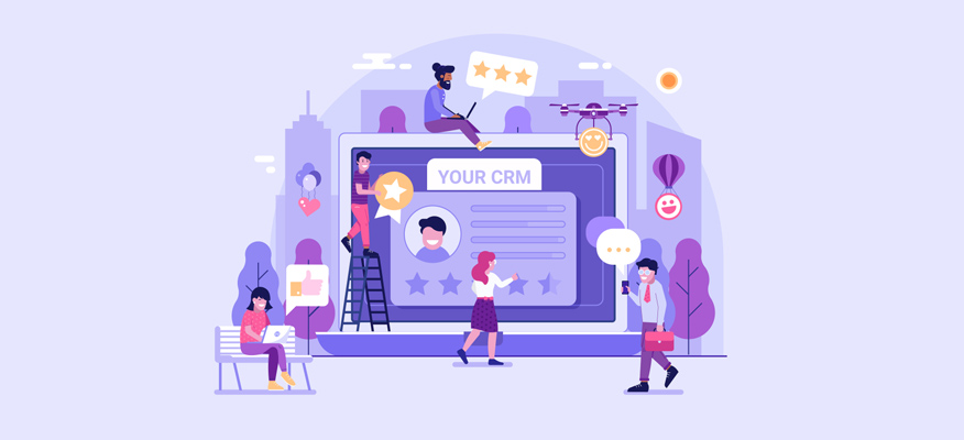 CRM Collaborative quan hệ khách hàng