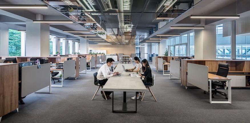 lợi ích khi thuê văn phòng tại Coworking Space