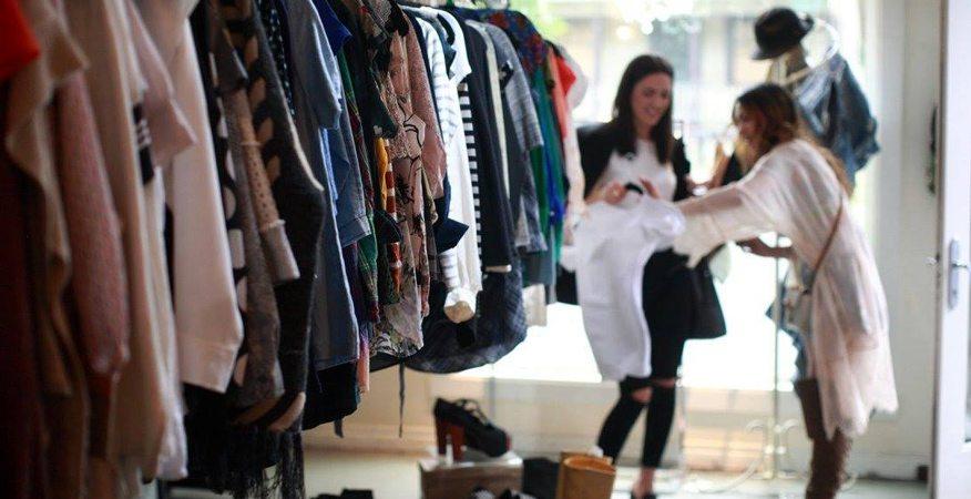 nhìn ra gu thời trang của khách hàng