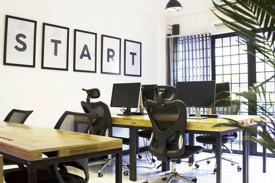 Start Saigon Coworking Space